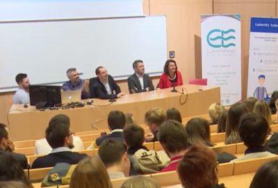 Conférence Talents Tube sur le CV vidéo