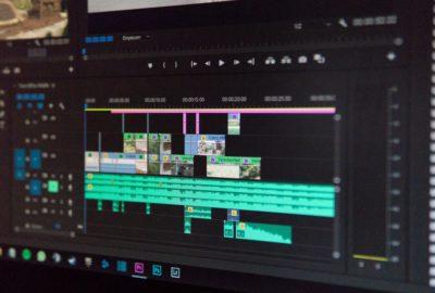 Créer un CV vidéo avec un logiciel de montage