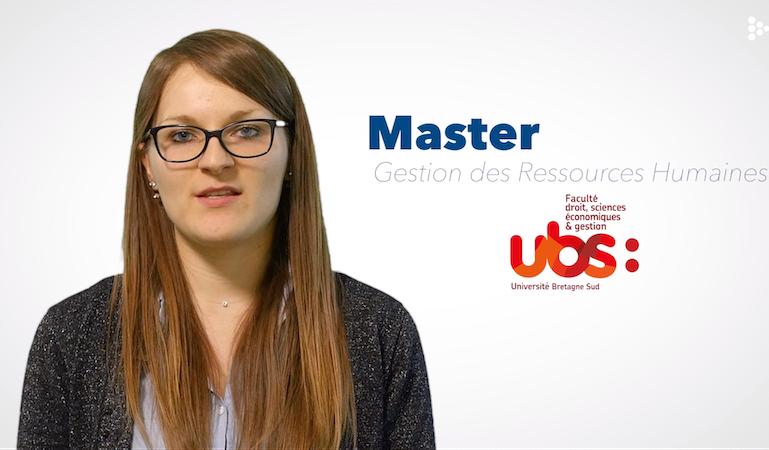 CV vidéo Cardiet Justine - Ressources Humaines