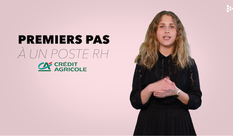 CV vidéo Le Couviour Candice - Ressources Humaines