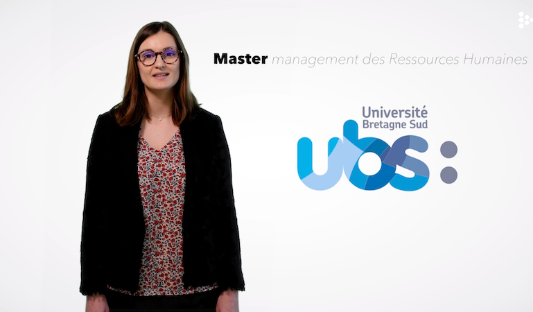 CV vidéo Perel Hortense - Ressources Humaines