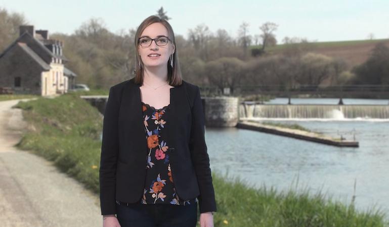 CV vidéo Peuron Nolwenn - Ressources Humaines