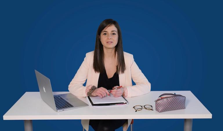 CV vidéo Rousselot Valentine - Ressources Humaines